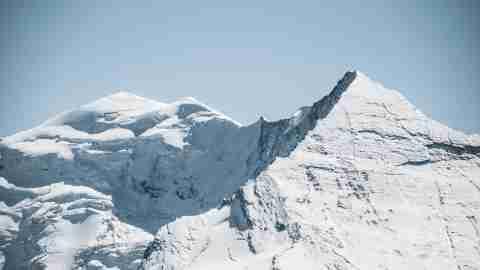 Danielle Fischer climbed Everest