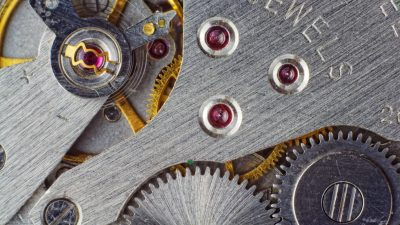 Manage time like the inner workings of a watch