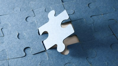 A puzzle piece, representing the challenges of ADHD diagnosis