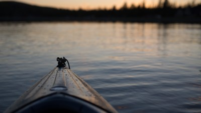 Kayaking is a great summer camp activity