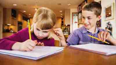ADHD Parents: Getting Homework Done