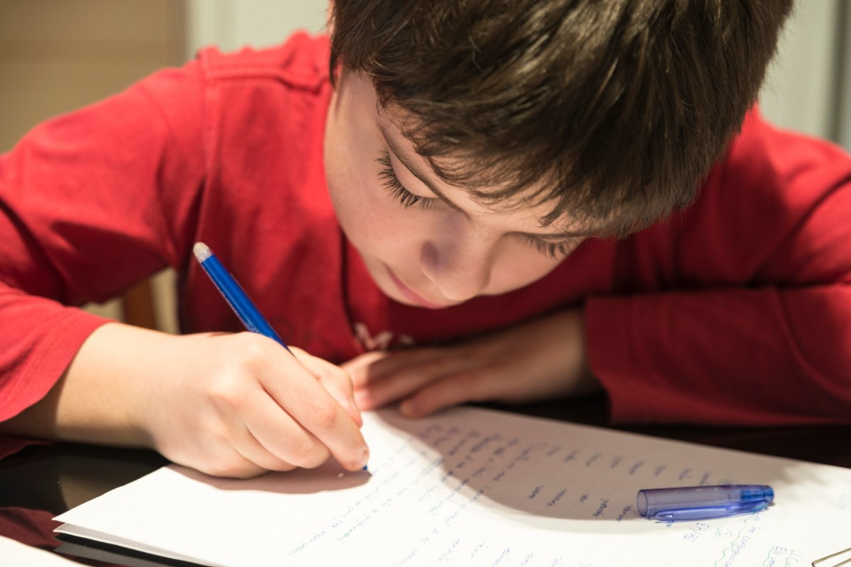 How to Help Your ADHD Child Complete Their Homework   Study com Understood America We Do Not Have a Too Much Homework Problem Good essay topics for  university students