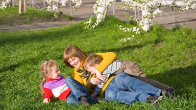 ADHD Natural Cure: Outdoors, Nature to Treat ADHD Symptoms