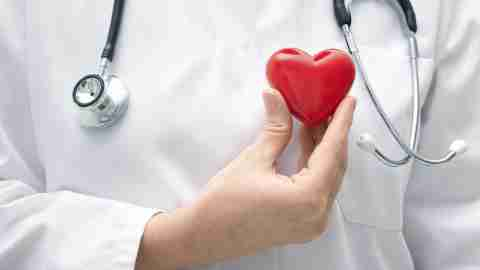 Doctor is ready to test ADHD patients for heart problems
