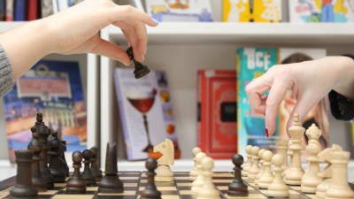 ADHD Coaching is a Chess Match, and training your brain