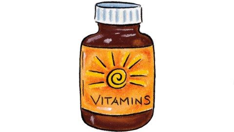 Supplements For Adhd Add Omega 3 Zinc And More