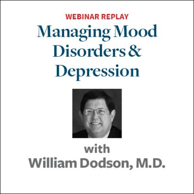 managing mood disorders and depression2