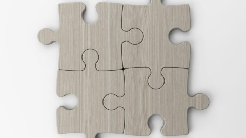 Puzzle pieces representing the challenges of being diagnosed with ADHD