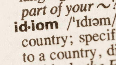Definition of word idiom in dictionary. Idioms are something people with language processing disorders may not understand.