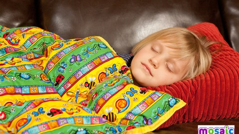 Weighted Blankets For Children As Therapy For Adhd Amp Anxiety