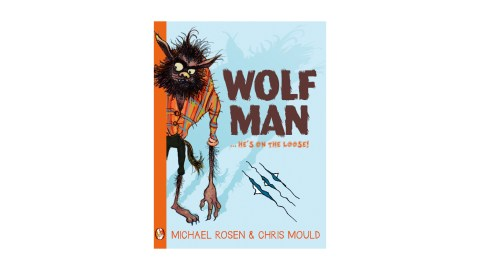 Wolf Man is a great book for children with ADHD to read