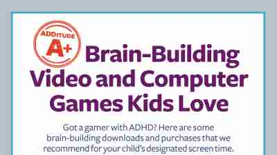 Brain-Building Video Games Kids Love
