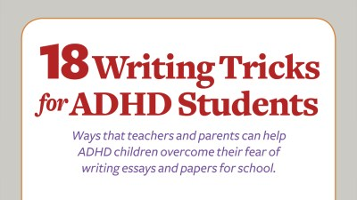adhd writing difficulties tricks to write more effectively