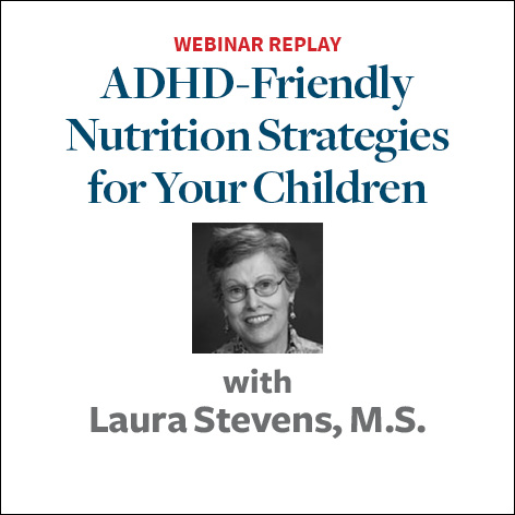 ADHD Friendly Nutrition Strategies for Your Child and Teen