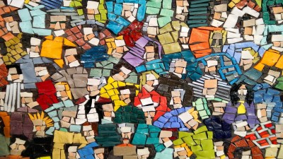How one woman learned how to overcome ADHD, turning shards of glass into a mosaic