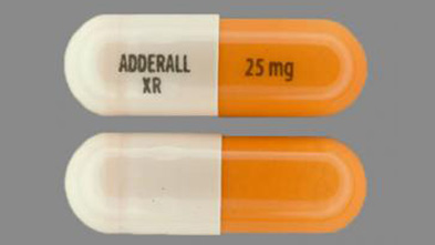 Adderall xr 30 weight loss