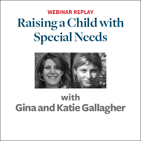 raising a chlid with special needs