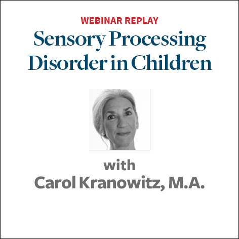 sensory processing disorder in children