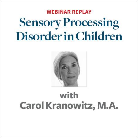 sensory processing disorder in children