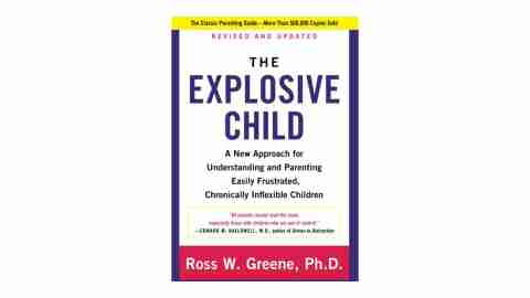 The Explosive Child is a great book for parents of children with ADHD
