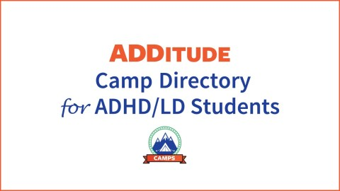 adhd and ld camp guide for children with learning differences