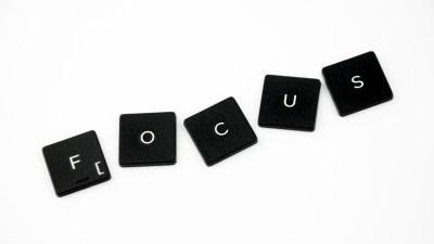 Focus letters