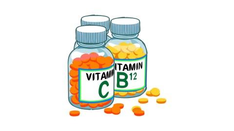 Vitamins can be helpful in treating ADHD symptoms