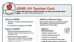 ADHD symptoms: How Teachers Can Identify ADHD in Children