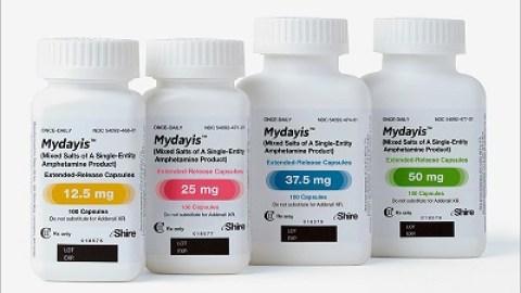Mydayis Stimulant Medication To Treat Adhd Uses Side