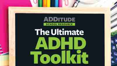 The Ultimate ADHD Toolkit: Free Download