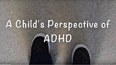 adhd child perspective video