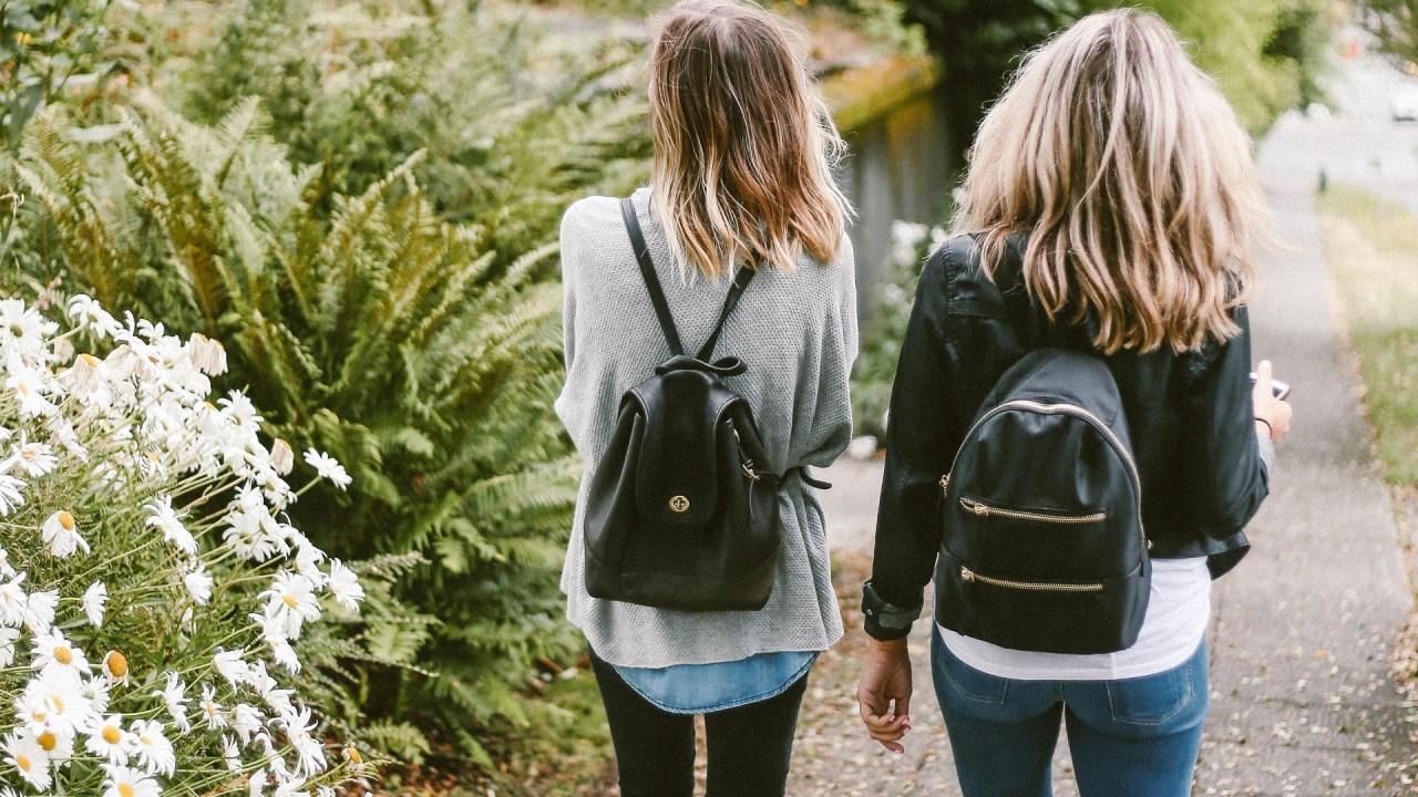 adhd teen girl making friends middle school