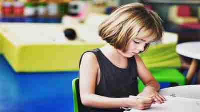 relieving stress of learning in children with ADHD