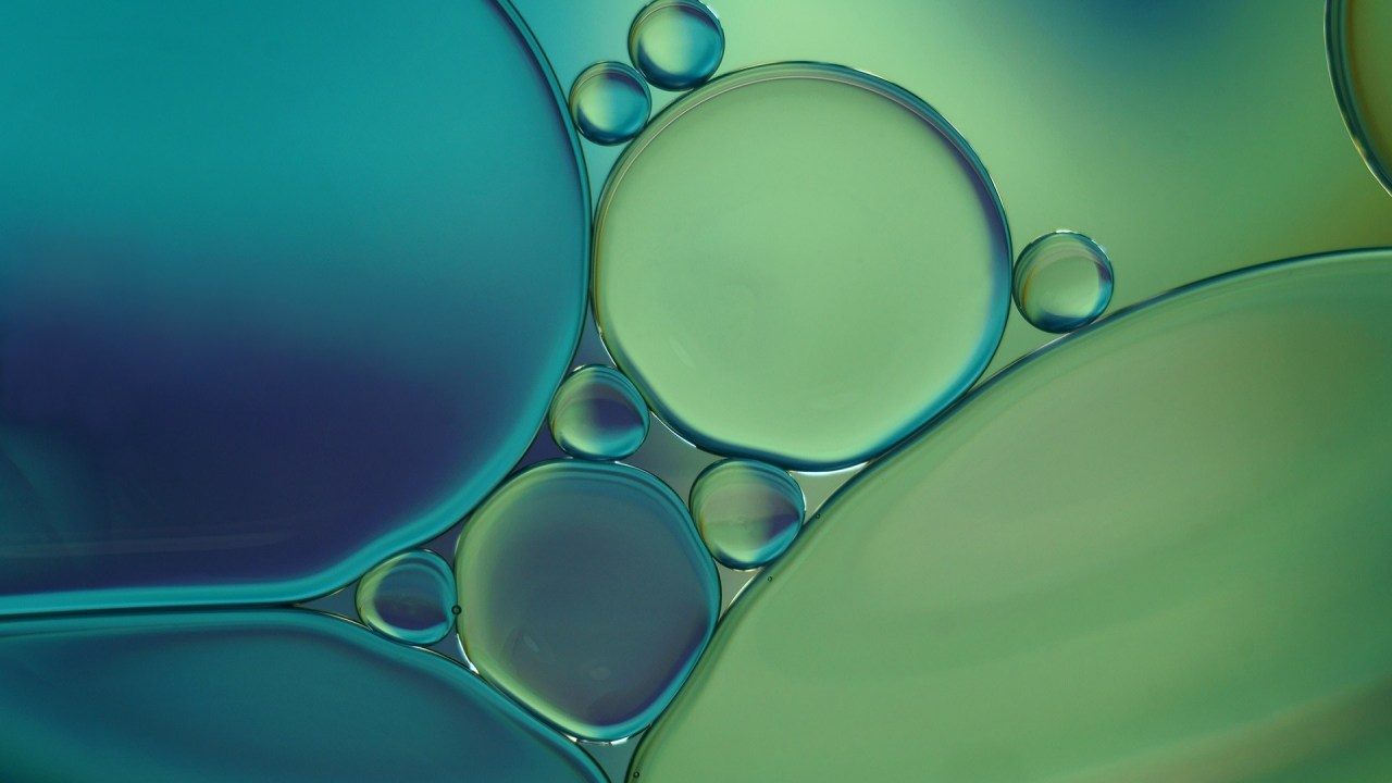 oil and water, embracing the difference in ADHD