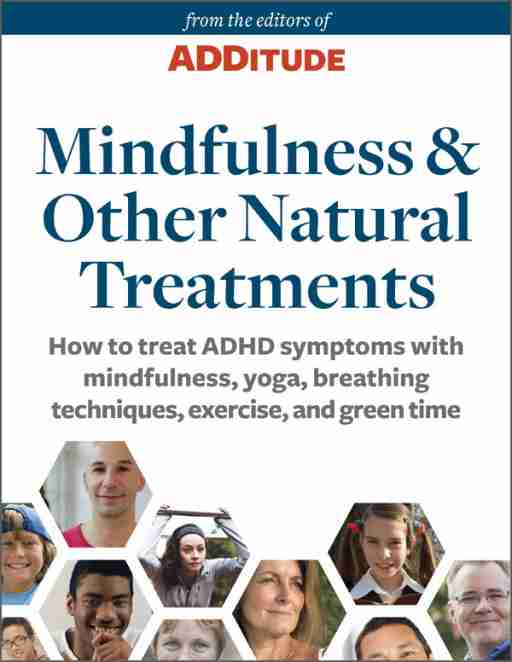 Mindfulness and Other natural treatments special report