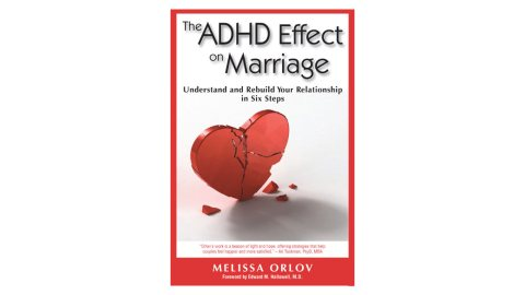 adhd effect on marriage book