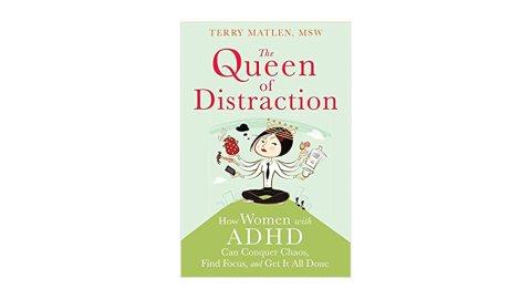 queen of distraction