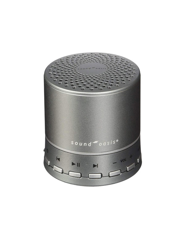 sound therapy bluetooth speaker