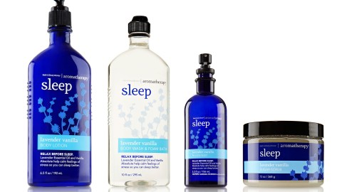 Bath & Body Works Sleep Lotion