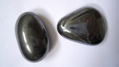 Magnetic hermatite rocks