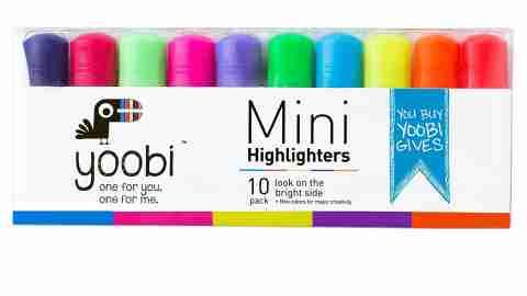 Yoobi gifts for teachers