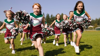 Girl Cheerleaders