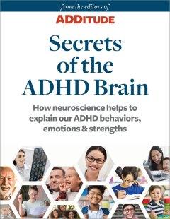 Secrets of the ADHD Brain cover