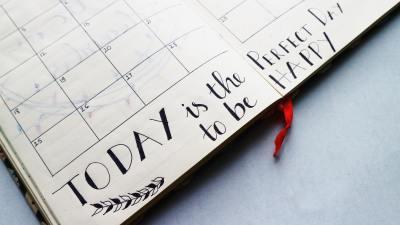 ADHD routine-building calendar