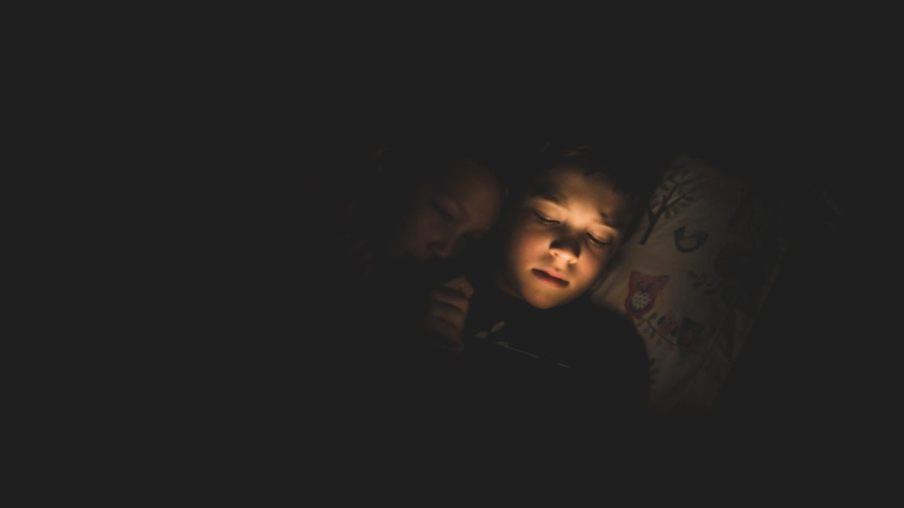Bedtime Stories: Sleep Routine Challenges for ADHD Kids