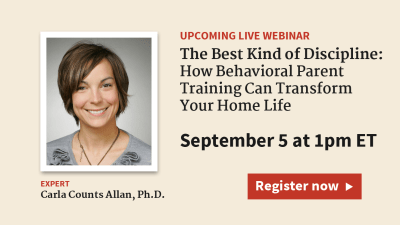 How Behavioral Parent Training Can Transform Your Home Life