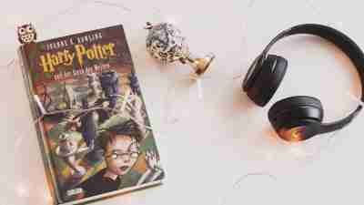 Harry Potter audiobooks and movies can help reduce reading anxiety in kids with ADHD and dyslexia
