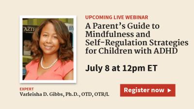 ADHD Meditation for Children: Emotional Self-Regulation Strategies