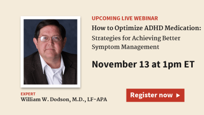 How to Optimize ADHD Medication: Strategies for Achieving Better Symptom Management