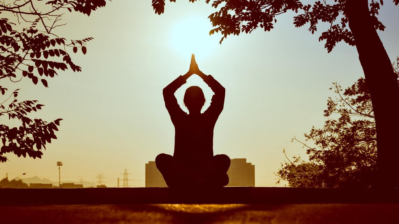 Teaching flexibility to a teen with ADHD - yoga pose inspiration